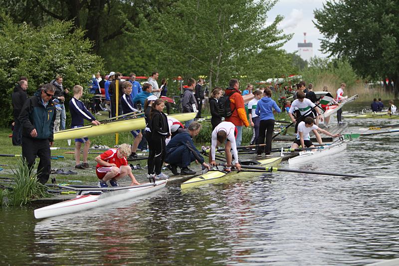 Bremer Regatta am 05./06.Mai 2012