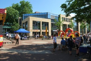 Tag des Sports in Siegburg