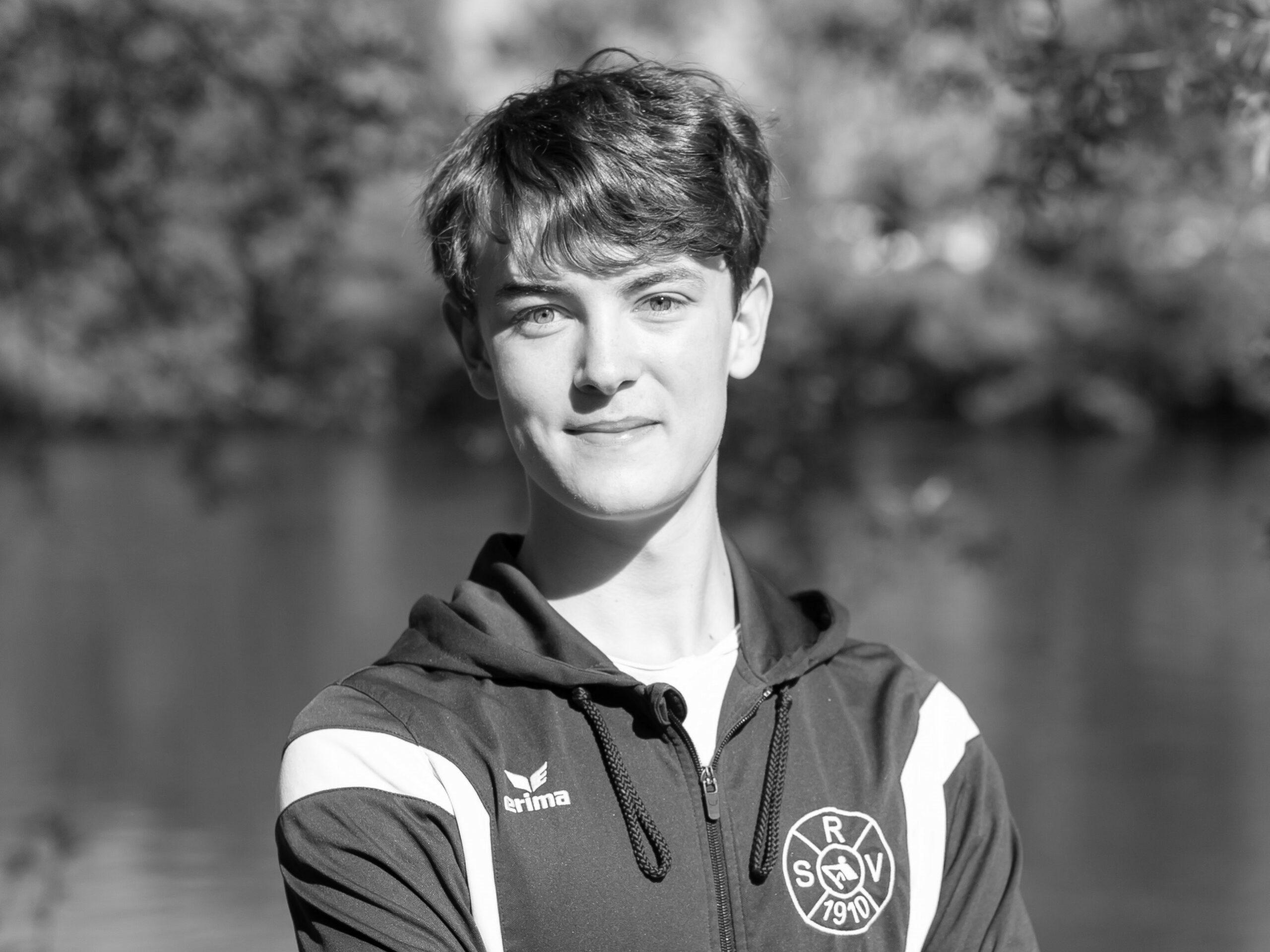 Jugend-Trainer Benjamin Bienert